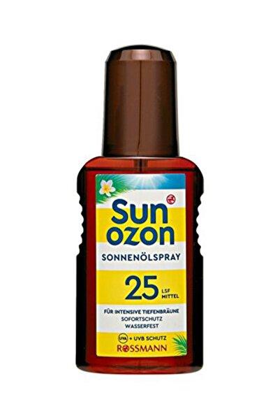Güneş Yağı Sprey SPF 25 150 ml4305615572659