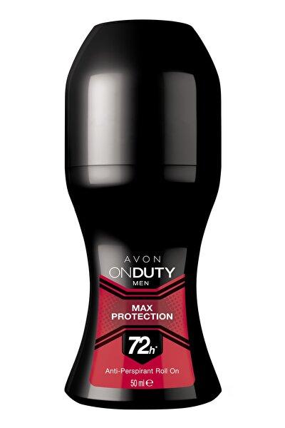 On Duty Max Protection Antiperspirant Erkek Roll-On Deodorant - 50ml