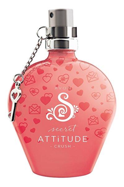 Secret Attitude Crush Edt 50 ml Kadın Parfümü 5050136361259