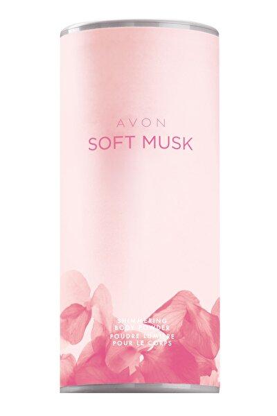 Soft Musk Pırıltılı Vücut Pudrası 40 g 8681298930587