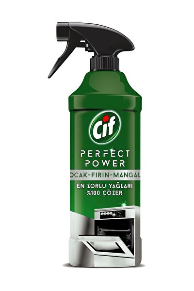 Perfect Power Sprey Ocak&Fırın 435 Ml