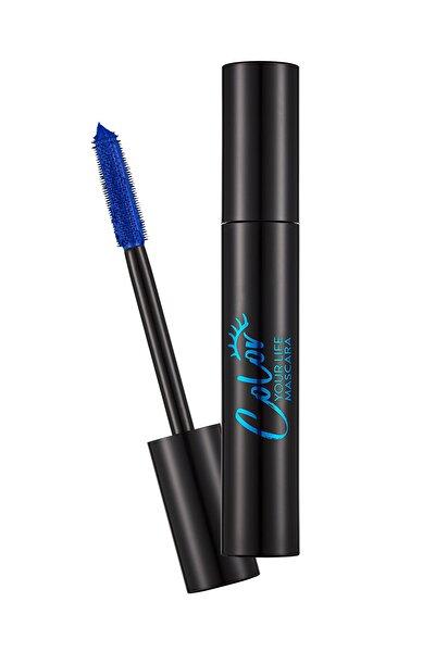 Mavi Maskara - Color Your Life Mascara Blue 003 8690604628490