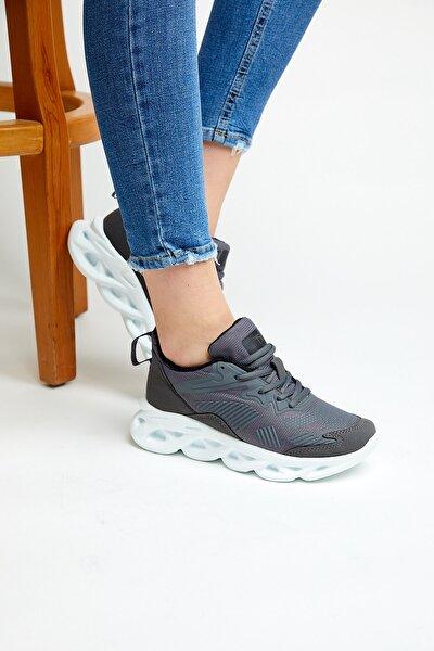 Unısex Spor Ayakkabı Füme Tb283
