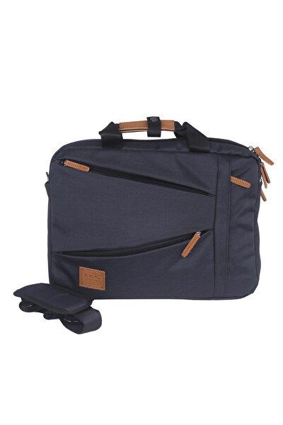 Siyah Unisex Laptop & Evrak Çantası 71362-SYH