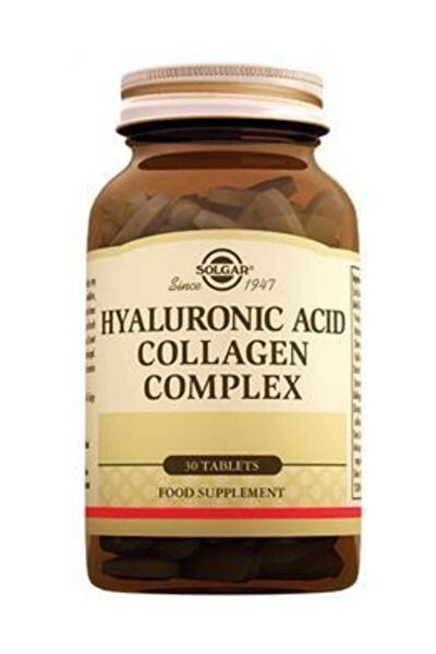 Hyaluronic Acid Collagen Complex 30 Tablet