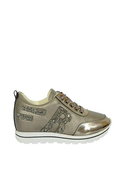 Gri Kadın Yürüyüş Ayakkabısı 52627019