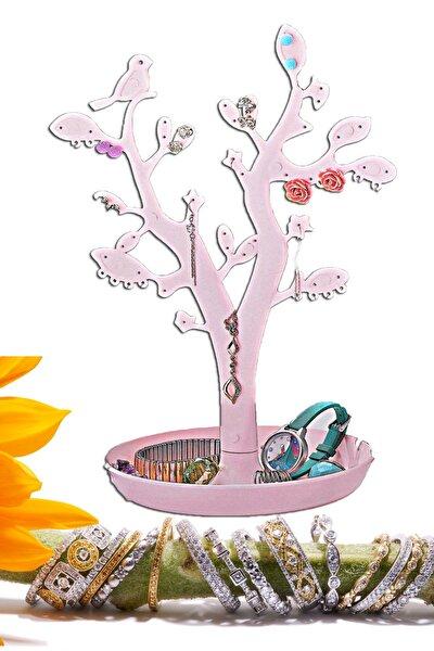 Ağaç Şeklinde Dekoratif Takı Askısı