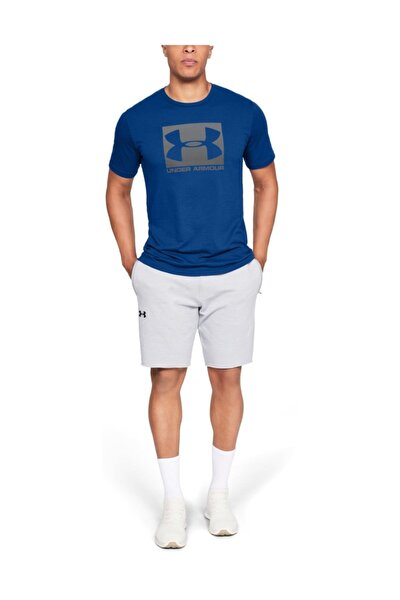 Erkek Spor T-Shirt - Ua Boxed Sportstyle Ss - 1329581-400
