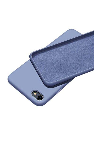 Iphone 7 / 8 Içi Kadife Lansman Silikon Kılıf