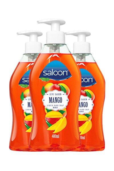 Sıvı Sabun 400 Ml Mango X 3'lü Paket