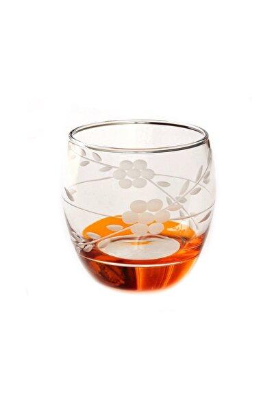 Papatya Barel Su-meşrubat Bardağı Turuncu 6 Adet