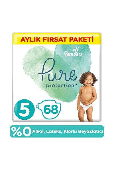 Pure Bebek Bezi 5 Beden 68 Adet Aylık Fırsat Paketi