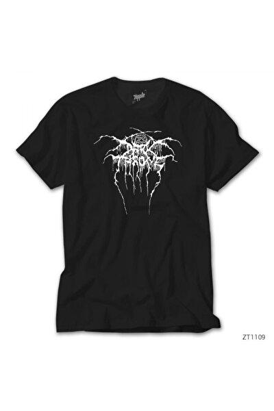 Dark Throne Siyah Tişört