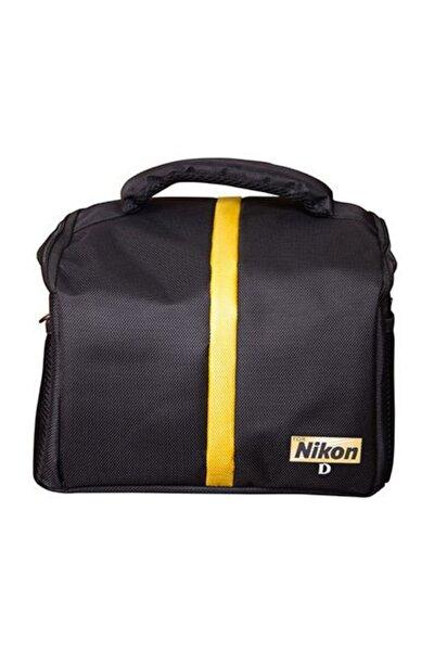 Nikon Dslr Omuz Çantası D3000 D3100 D3200 D3300