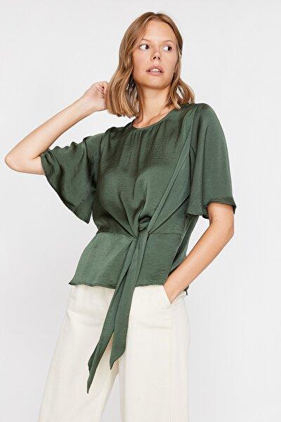 Kadın Yeşil Bluz 0KAK68825PW