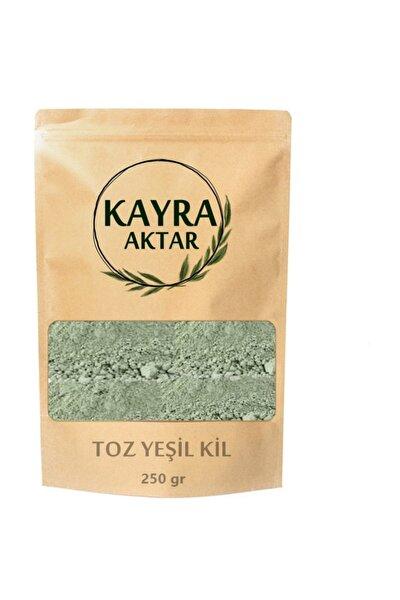 Toz Yeşil Kil 250 gr