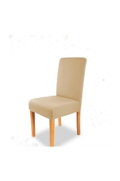 İpek Kadife 6lı Sandalye Kılıfı