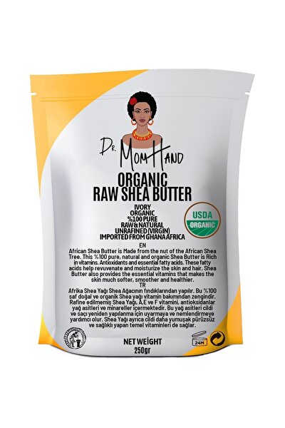 Organik Afrika Shea Yağı (butter) 250 gr