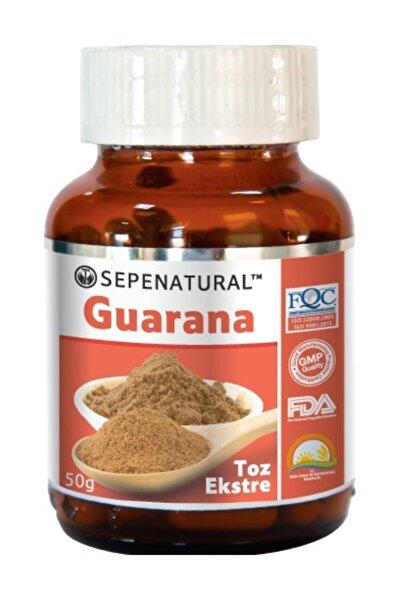 Guarana Ekstresi Toz Ekstrakt 50 gr Guarana Extract