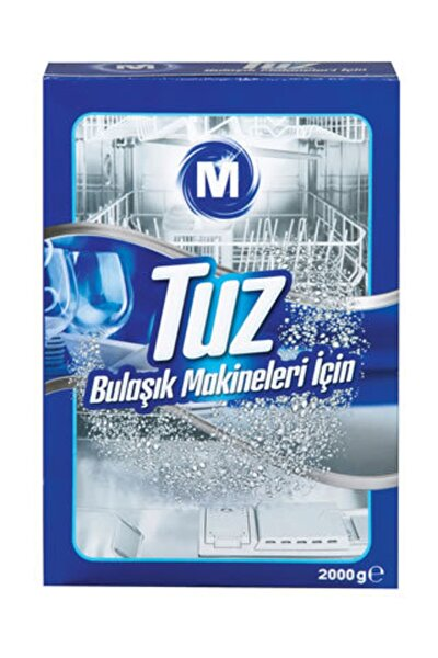 Bulaşık Makinesi Tuzu - 2 kg
