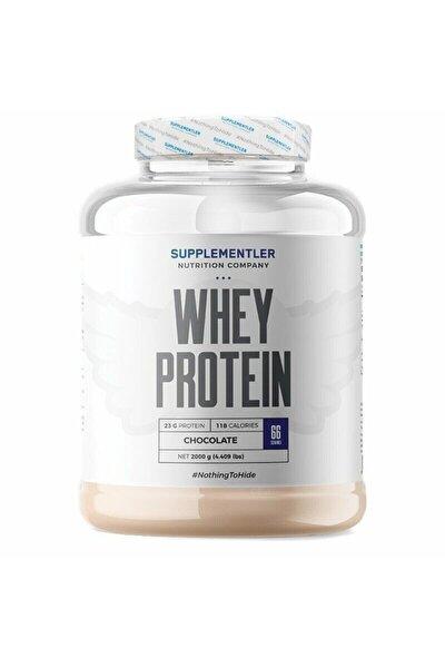 .Com Whey Protein 2000 Gr - ÇİKOLATA
