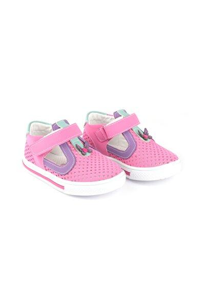 Ortopedik Kız Çocuk Delikli Yazlık Ayakkabı