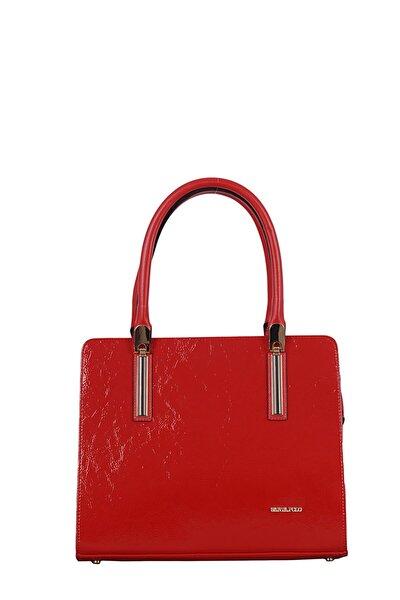 Kırmızı Kadın El Çantası 6007152220929
