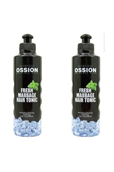 Morfose  Fresh Massage Hair Tonic Saç Toniği 250 ml X 2 Adet