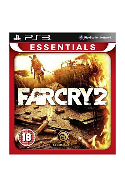Farcry 2 PS3 Oyun