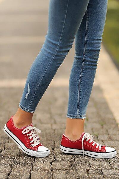 Kırmızı Kadın Casual Ayakkabı A3232-20
