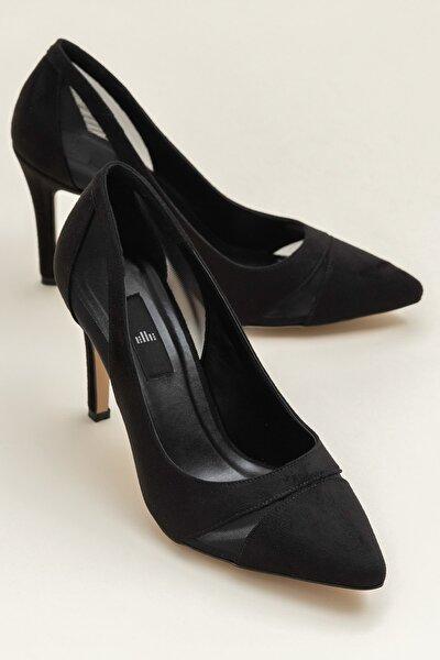 LAGINAA Siyah Kadın Ayakkabı