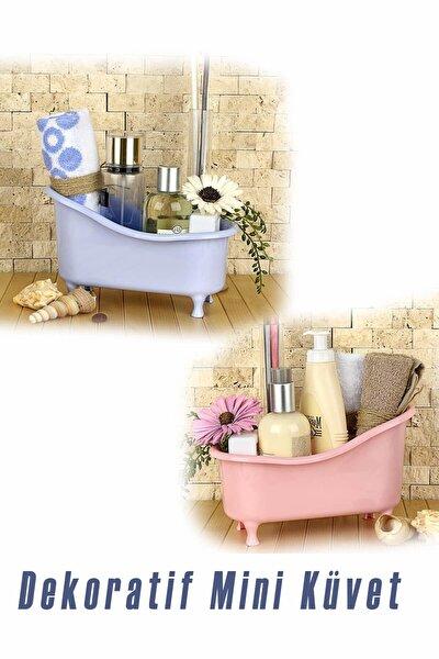 Dekoratif Banyo Düzenleyici Mini Küvet