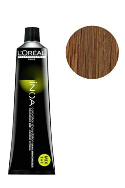 Inoa Saç Boyası 8,1 Koyu Sarı Küllü