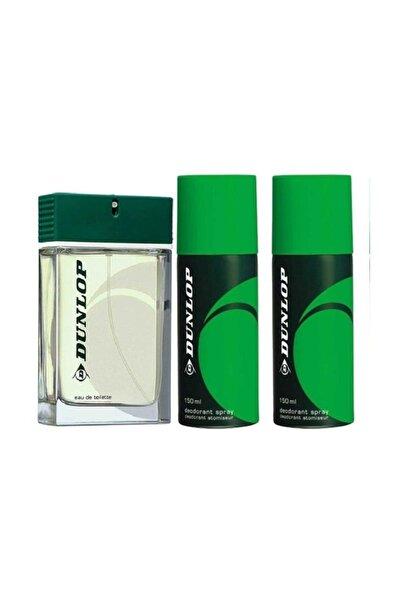 Yeşil Erkek Parfüm 100 Ml + Erkek Deodorant 150 Ml Avantajlı Set