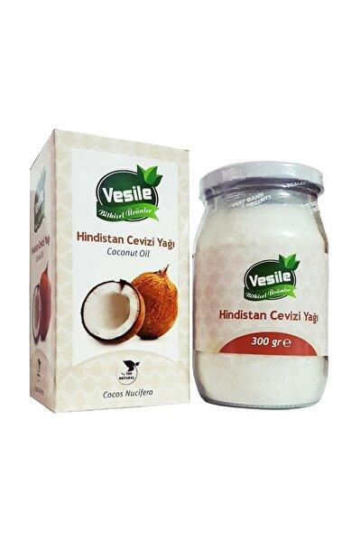 Soğuk Sıkım %100 Doğal Hindistan Cevizi Yağı Coconut Oil