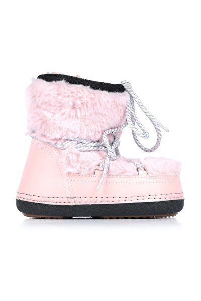 Kız Çocuk Pembe Moonia Kids Soft Pink Kar Botu