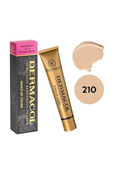 Make-up Cover 210 Fondöten