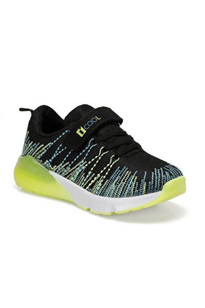 SOLE Neon Sarı Erkek Çocuk Yürüyüş Ayakkabısı 100516433