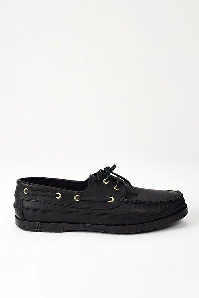 Hakiki Deri Siyah Erkek Ayakkabı 101119 29 1