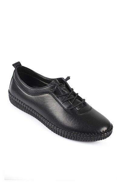 Siyah Kadın Ayakkabı DXTRSWMN5001