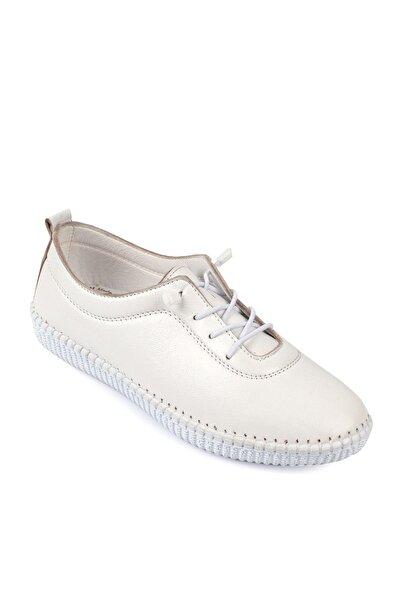 Beyaz Kadın Ayakkabı DXTRSWMN5001