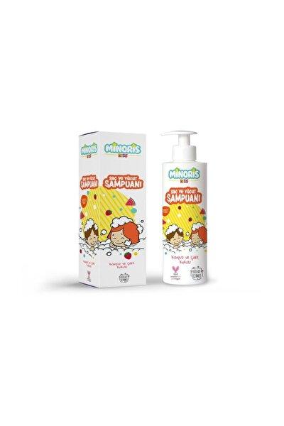 Kids Organik Saç ve Vücut Şampuanı 200ml