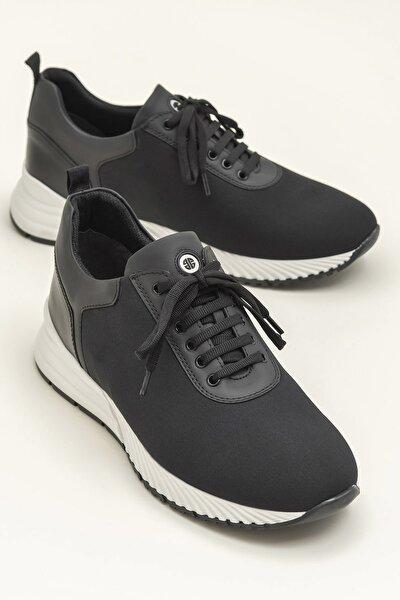 GABE Siyah Erkek Ayakkabı