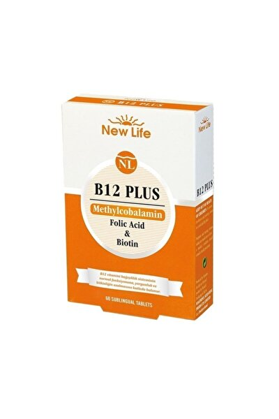 New_life B12 Plus 60 Tablet