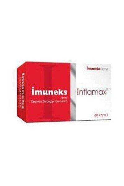 Inflamax Zerdeçöp Curcumin 60 Kapsül