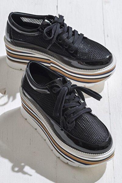 BELL Siyah Kadın Ayakkabı