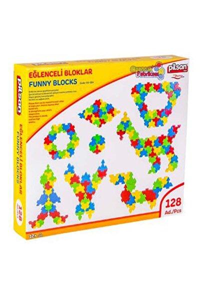 Eğlenceli Bloklar (128 Parça)