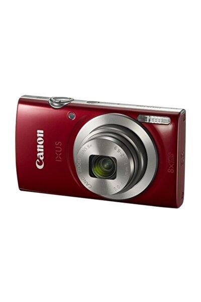 IXUS 185 Kırmızı Fotoğraf Makinesi (Canon Eurasia Garantili)