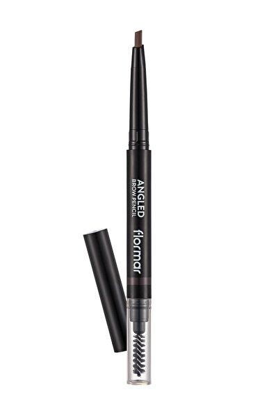Kaş Kalemi & Fırçası - Angled Brow Pencil Brown 8690604572052