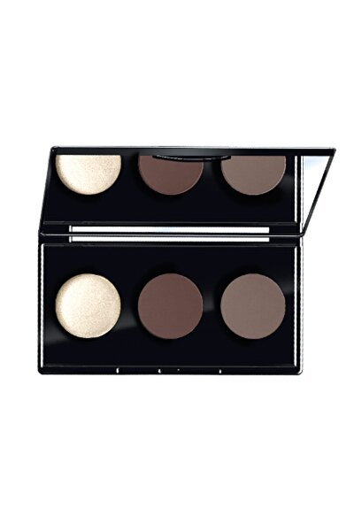 Göz Farı Paleti - Eyeshadow Palette 02 Warm Nudes 6 gr 8690131771935